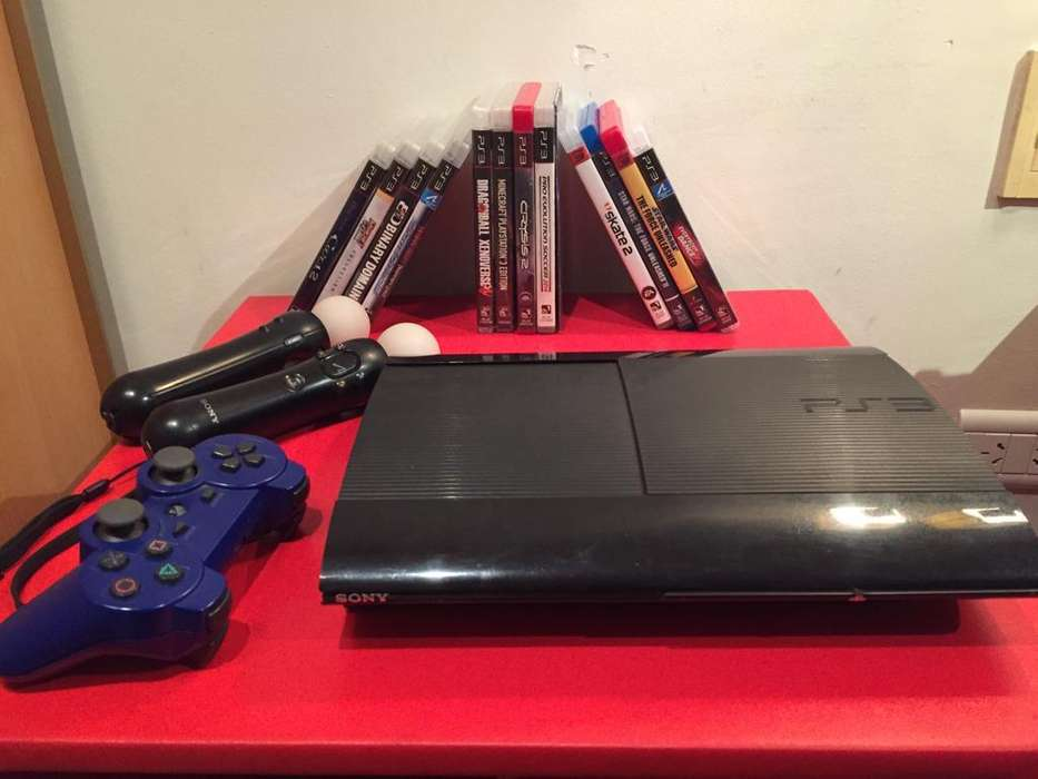 PS3 Usada 230GB Super Slim