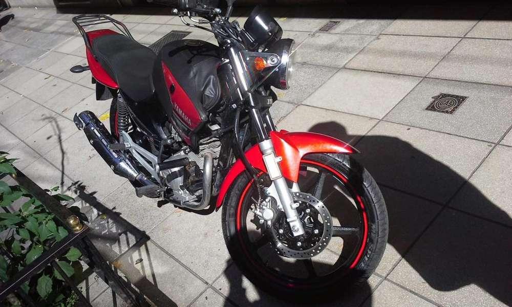 <strong>yamaha</strong> YBR ED Full 2013