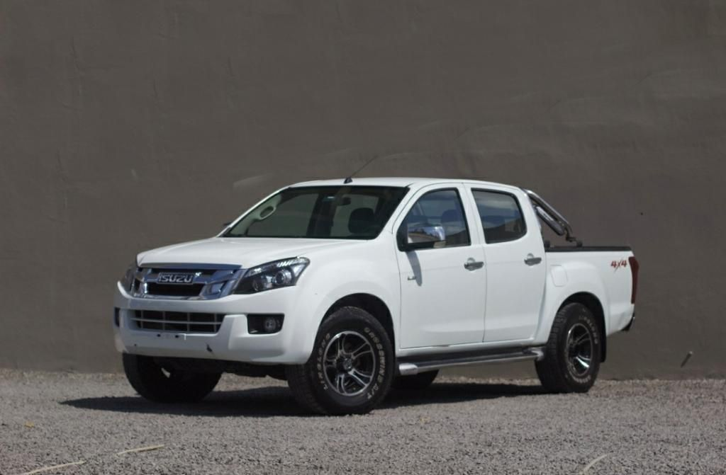 Pick Up 4x4 Isuzu Dmax Manual 2016