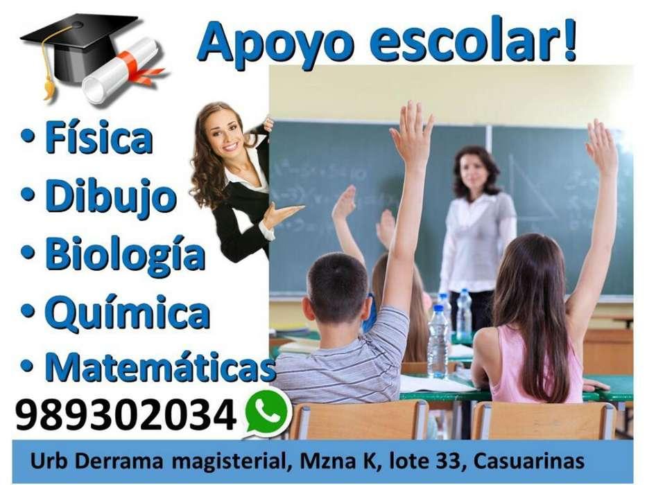 Clases Secundaria Y Universitarios