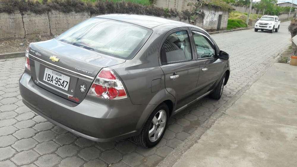 Chevrolet Aveo 2012 - 127450 km