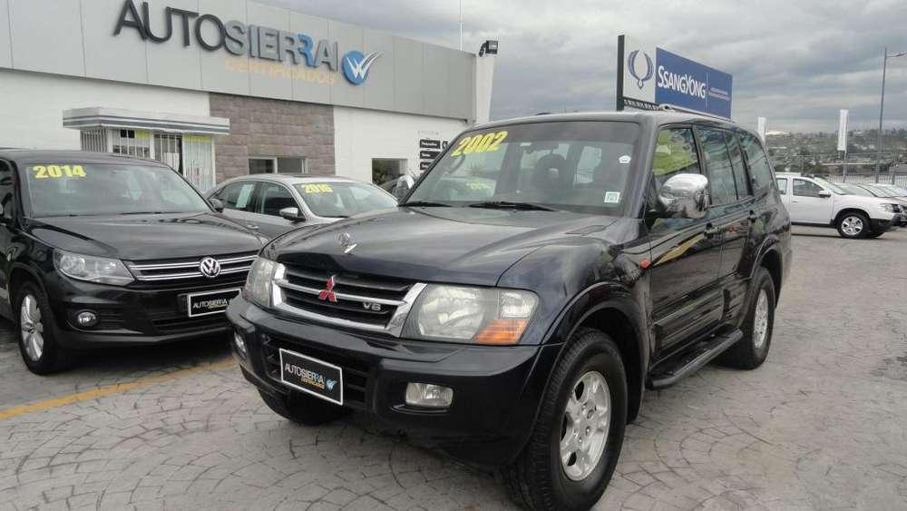 Mitsubishi Montero 2002 - 226620 km