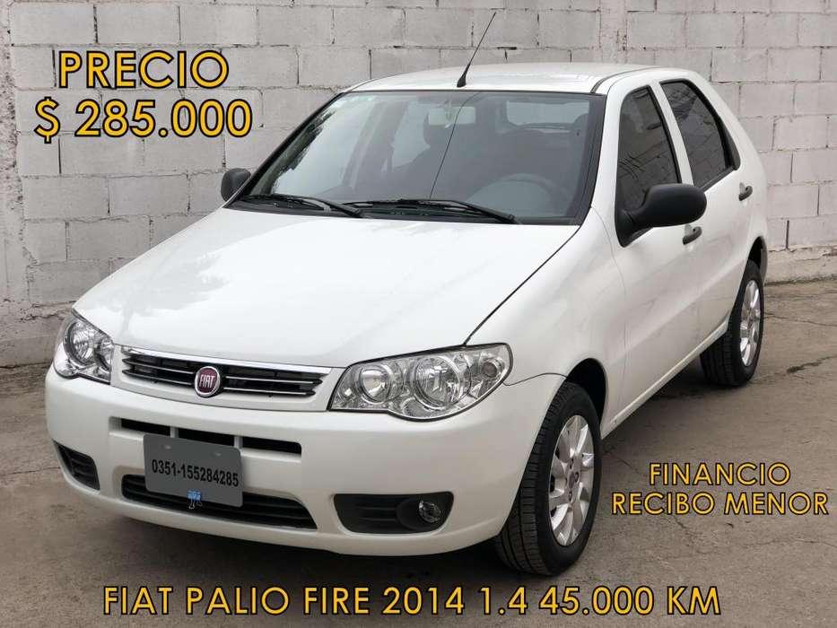 Fiat Palio 2014 - 45000 km
