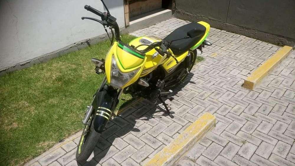 Vendo Moto Ics 150