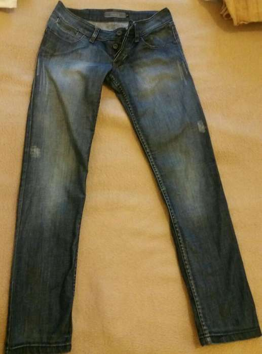 Jeans Dama Talle S