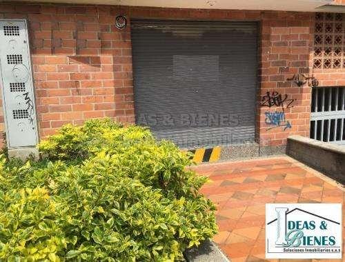 Local En Arriendo Envigado Sector El Dorado: Código 882078