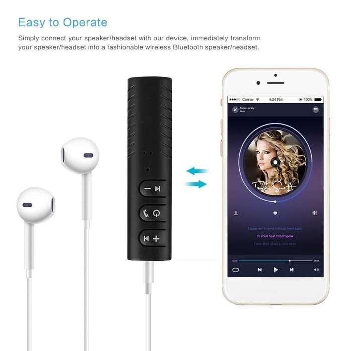 Convertidor Bluetooth Receiver
