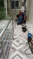Trabajos en Aluminio Acero Y Vidrios