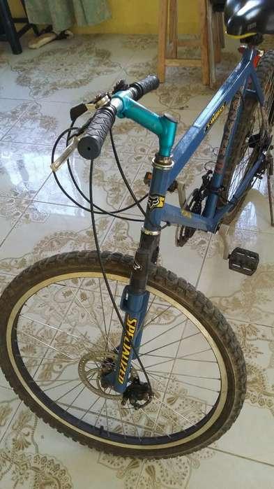 Vendo Una Bicicleta Muy Buen Precio