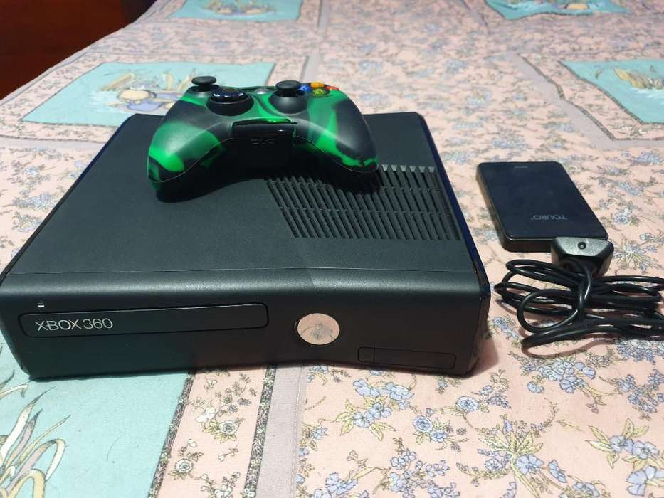Xbox 360 Rgh Disco 500 Gb 144 Juegos