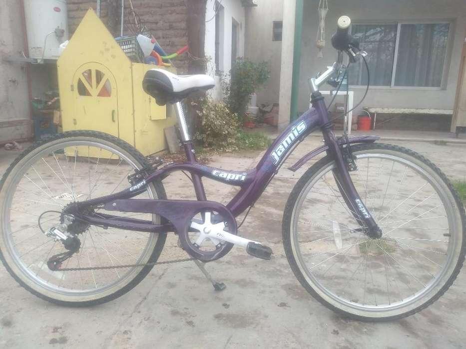 Bicicleta Jamis Capri