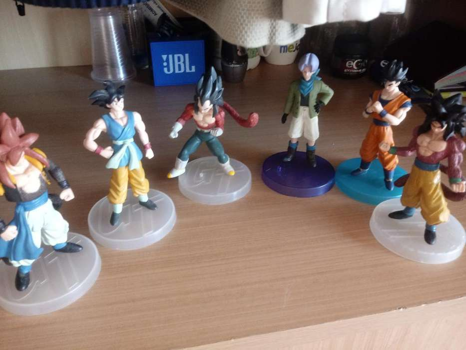 Figuras Colecionables de Dragon Ball