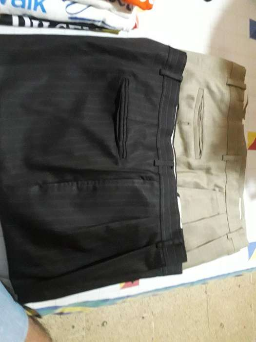Pantalones Americanos 9/10 Talla 36 10dl