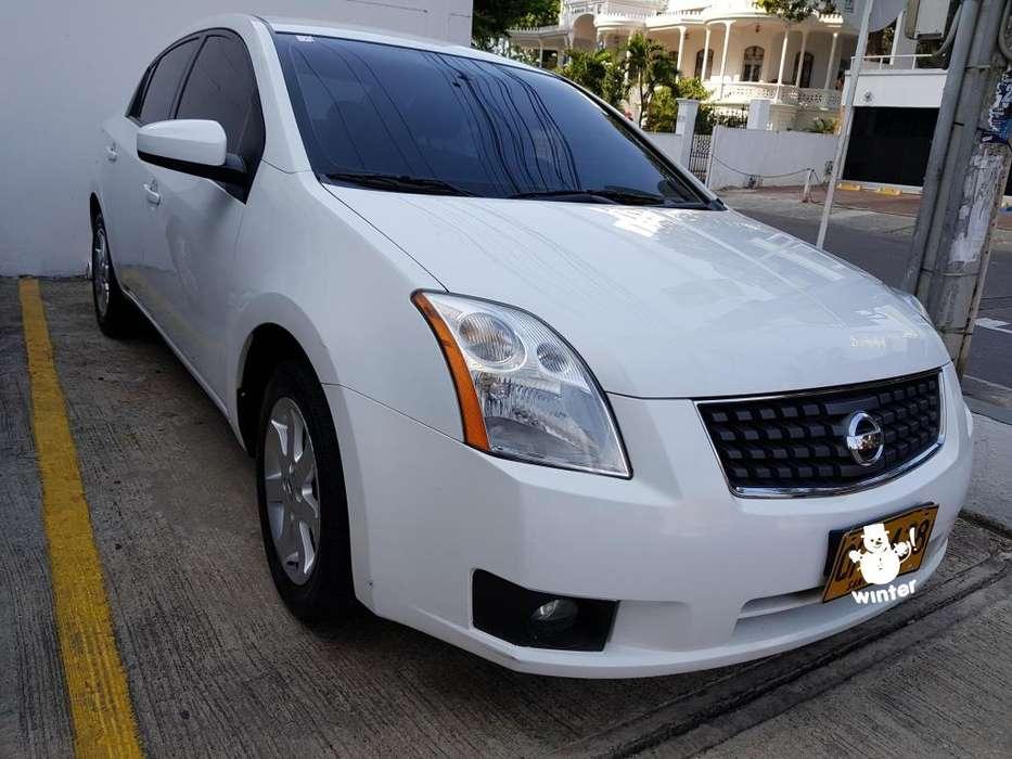 Nissan Sentra 2008 - 85000 km