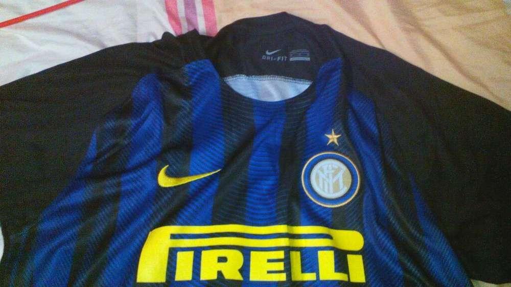 Camiseta Del Inter de Milan Nueva Xl