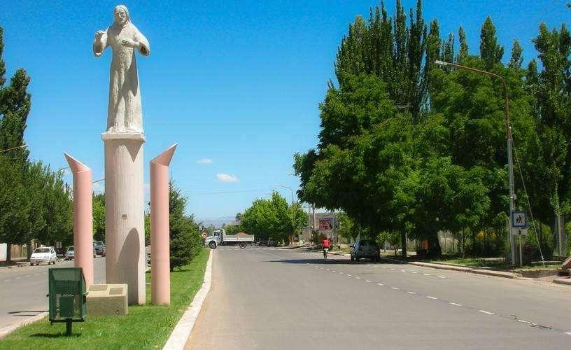 an24 - Departamento para 2 a 5 personas en Malargue