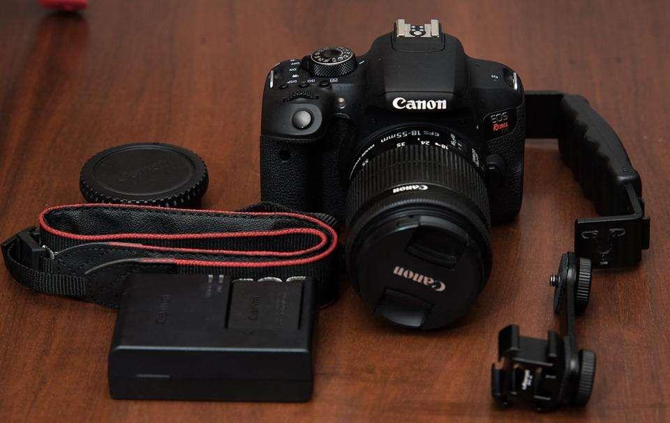 Canon T7i - No cambios