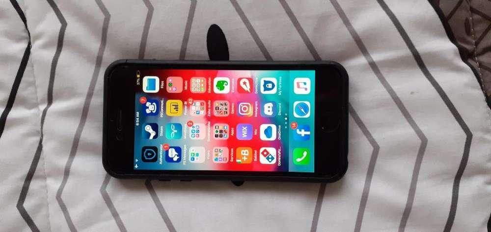 iPhone 6 64gb Como Nuevo,carcasa Thincharge Y Una Waterproof