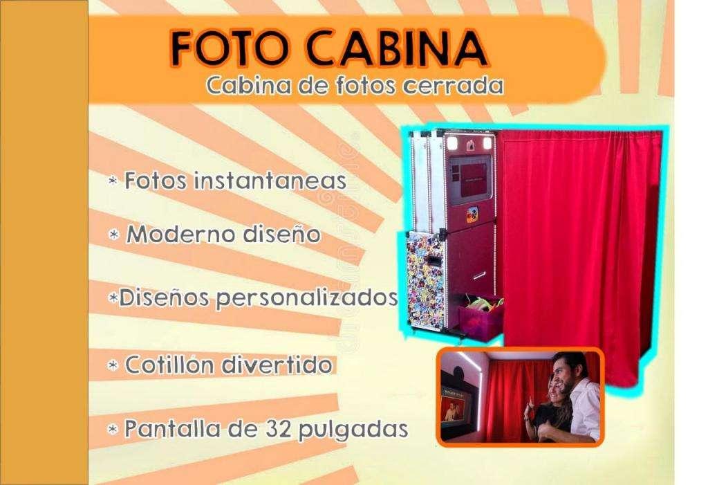 CABINA DE FOTOS. DESDE2000