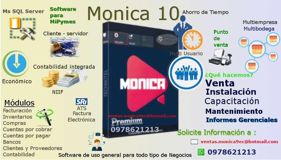 Capacitación Monica 8, 8.5, 9, 10