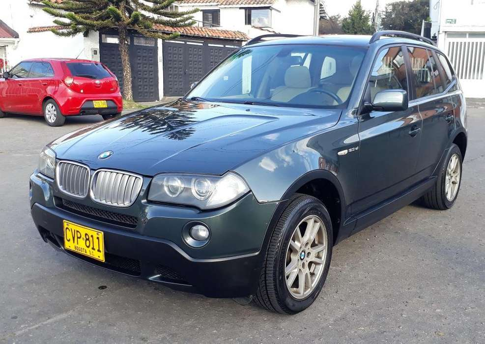 <strong>bmw</strong> X3 2008 - 91000 km