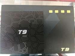 Tv Box T9 4g Ram 32g Internas 4k Bluetoo