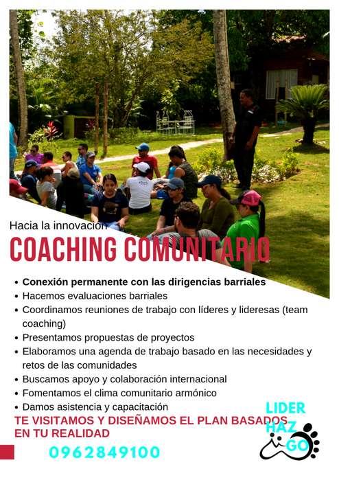 Asesoría en Desarrollo Sostenible Comunitario