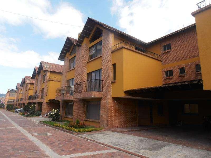 <strong>casa</strong> En Arriendo En Chia Conjunto San Teo Carrera 5 Nº20-40 Cod. ABIRE5116