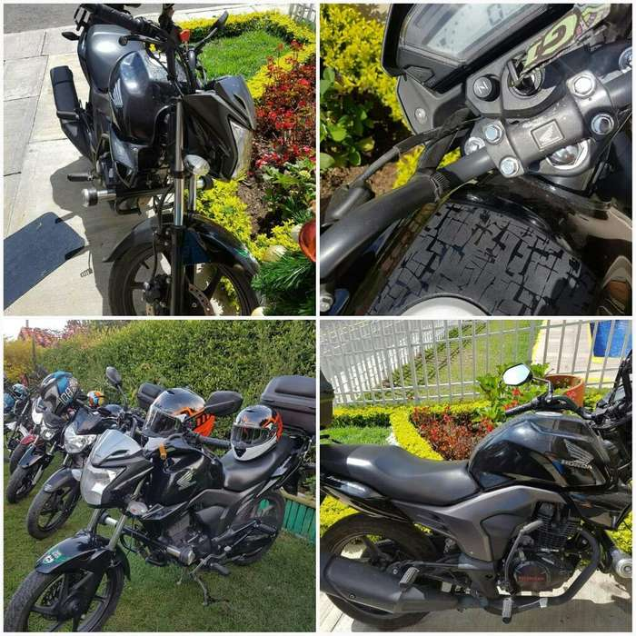 Vendo Honda Invicta 150