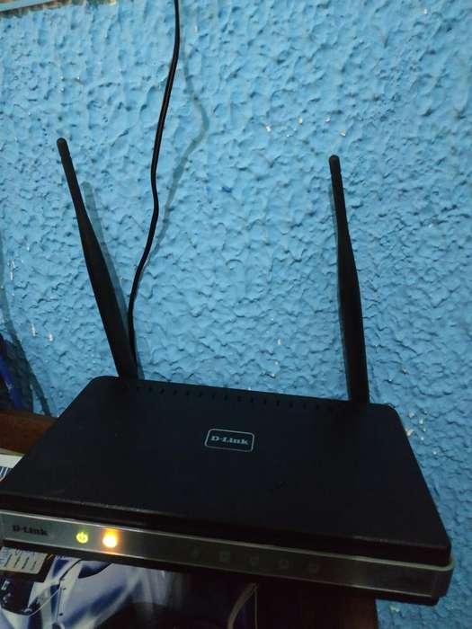 Router Wi-fi D-link Inalámbrico