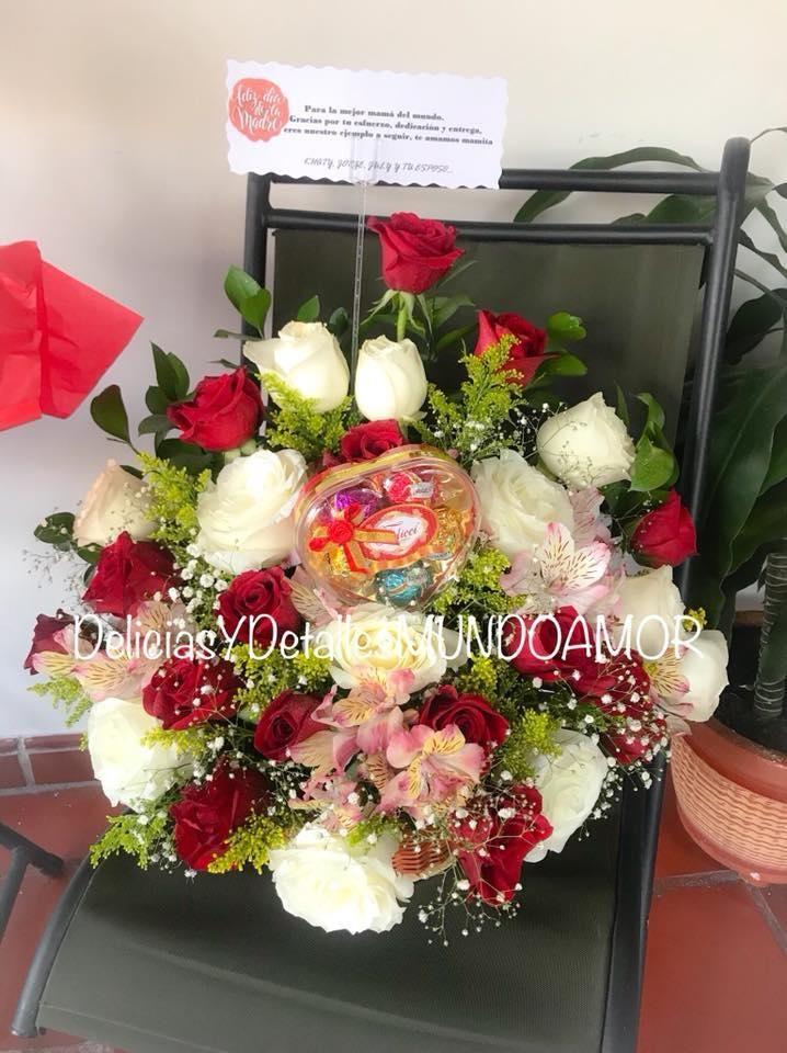 Arreglos Florales Desayunos Sorpresa Whatsapp 3185297658
