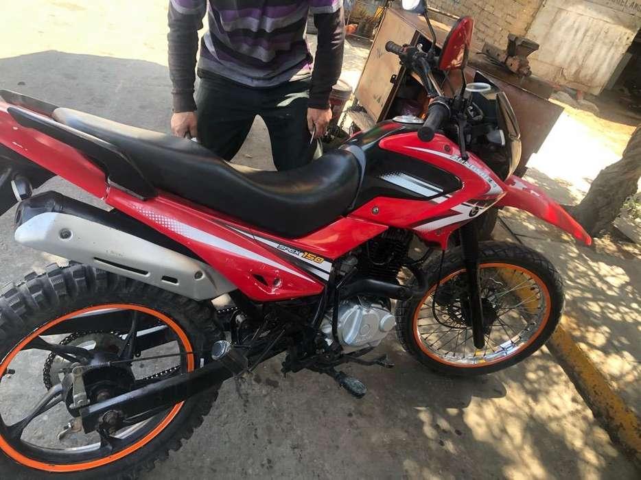 Vendo Esta Moto Zonshen
