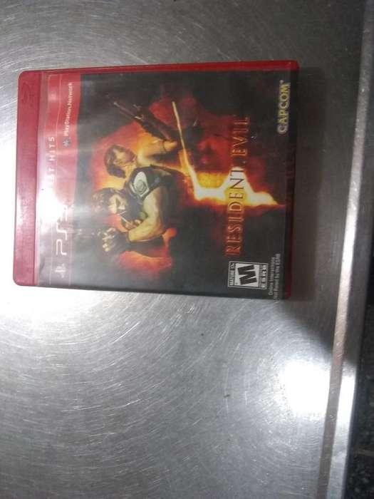 Vendo O Canjeo Juego Ps 3 Resident Evil