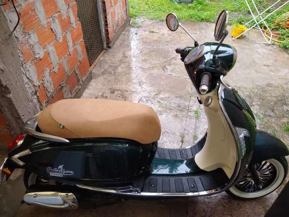 <strong>scooter</strong> Motomel Strato Alpino
