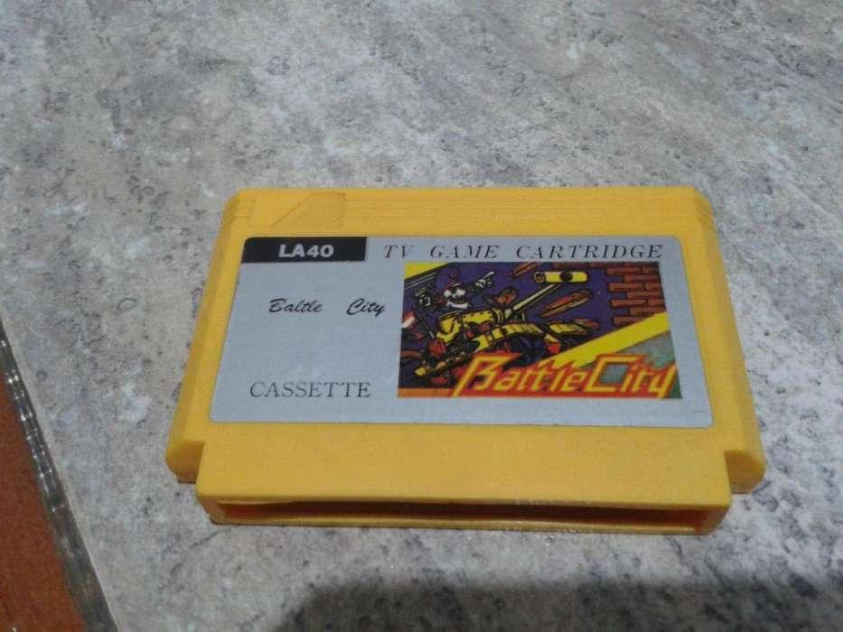 Casette Cartucho family game