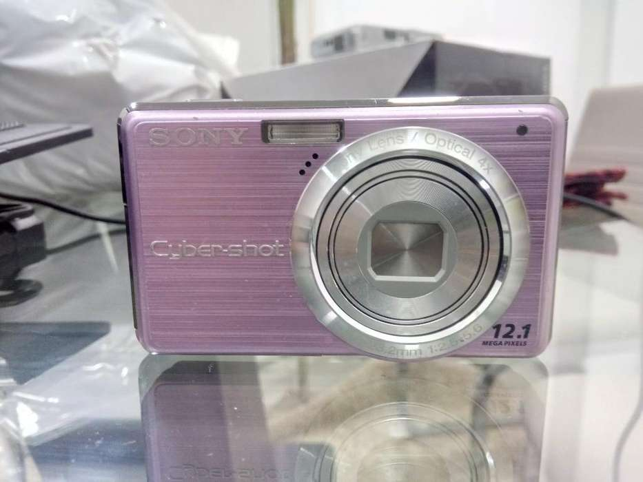 Camara Sony Cybershot 12.1 Mp