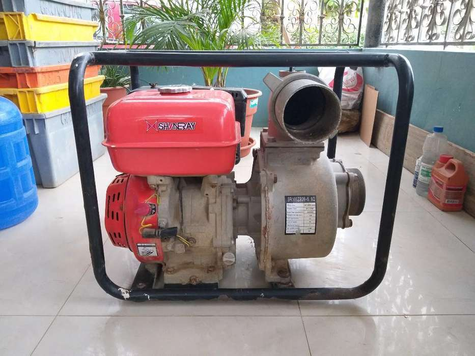 Motor Bombeo Shineray 9.0 3.600 Revxmin