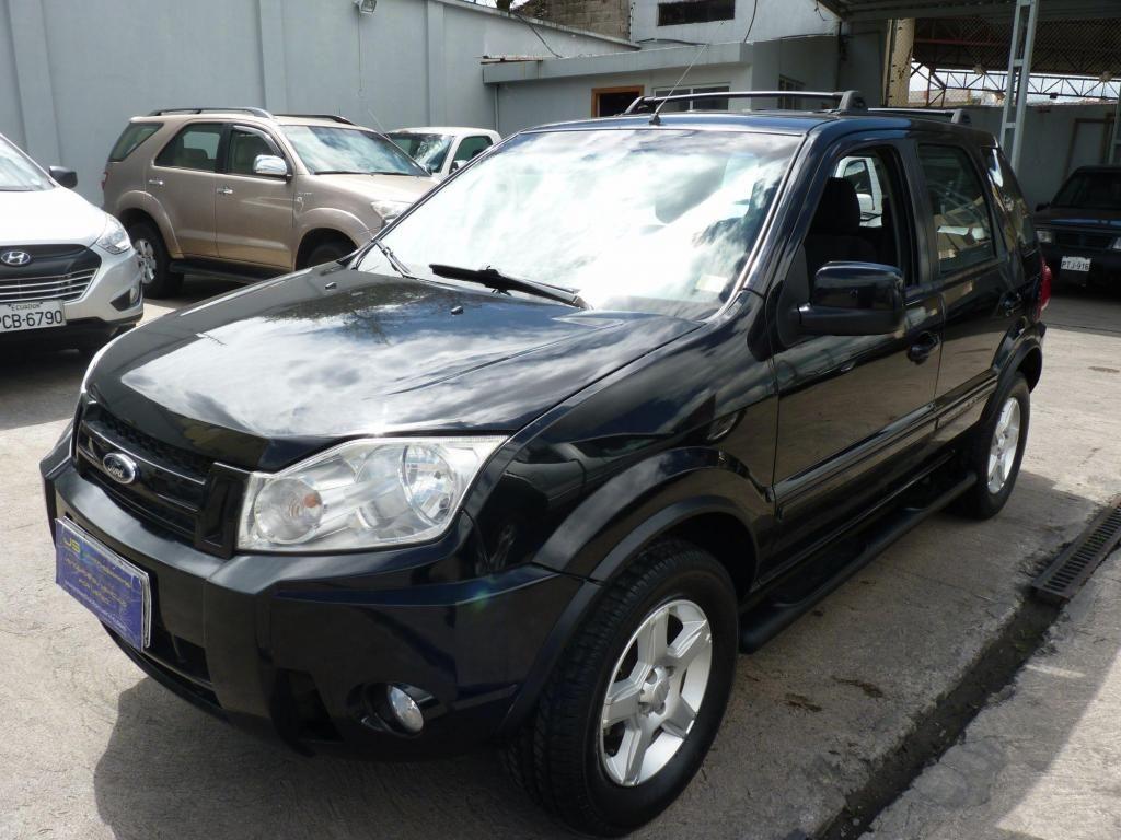 venta  ford ecosport 2009 2.0 negro