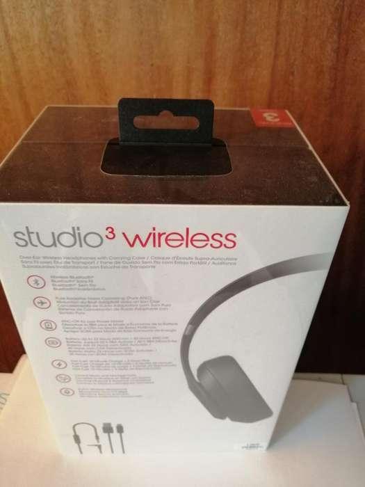 Beats Studio 3 Wireless Nuevo Empacado