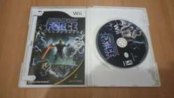 Juego Wii star wars Force original