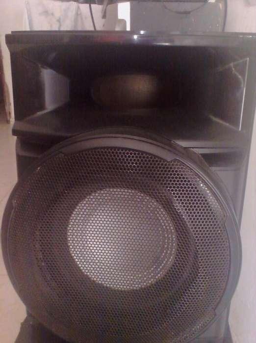 parlantes sowofer para equipor de sonidos