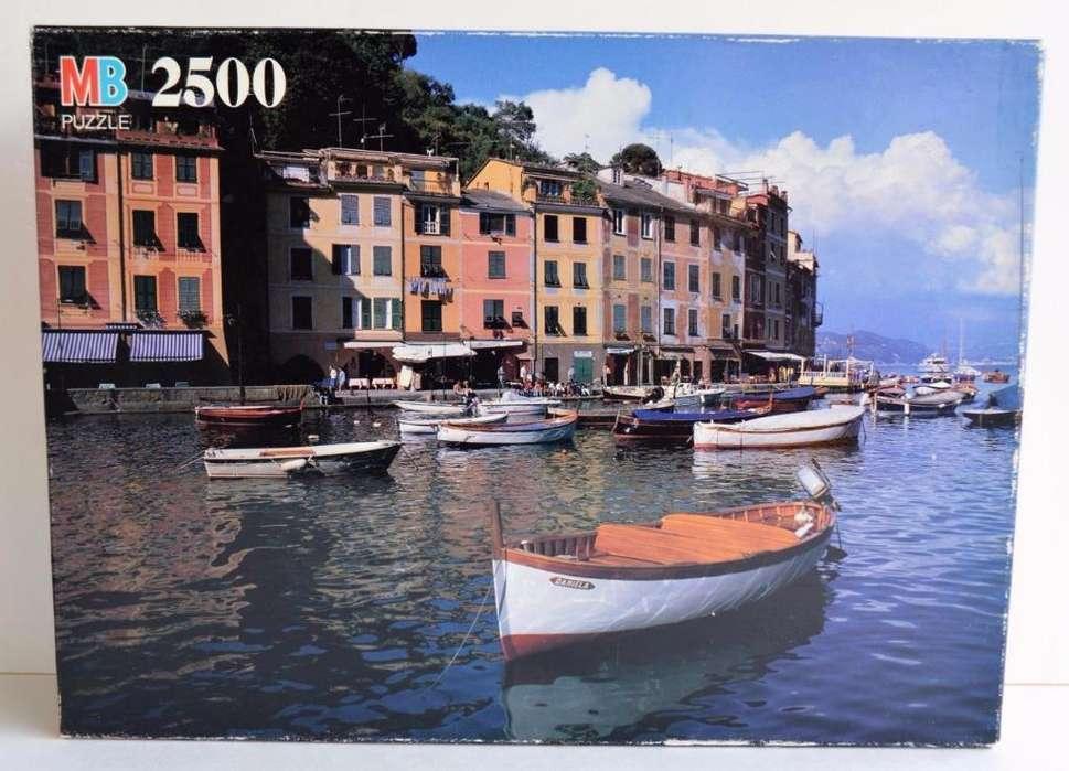 Rompecabezas Mb 2500 Harbor Portofino It