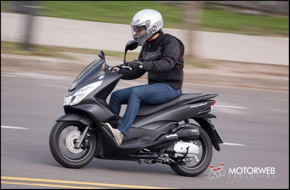 Honda Pcx 150 2018 Solo 1500km Tomo moto
