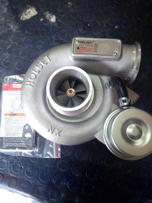 turbo alimentador motor cummins isf