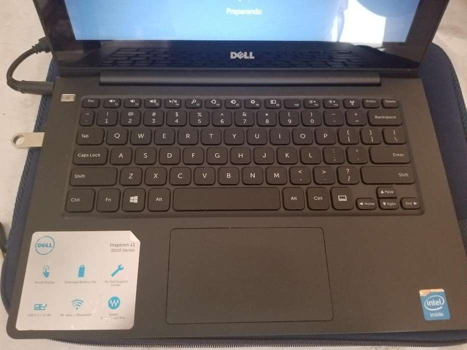 Laptop Tactil Marca Dell a 275 Negociabl