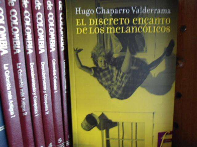 Hugo Chaparro Valderrama: El discreto encanto de los melancólicos