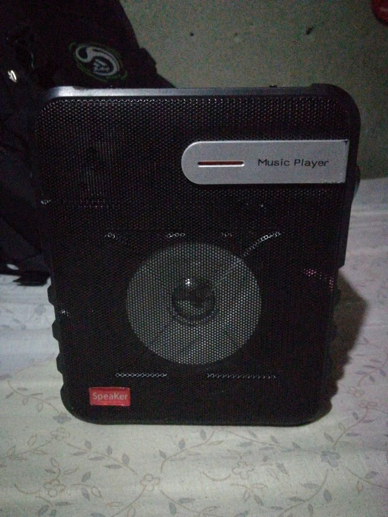 Bafle Speaker con Bluetooth