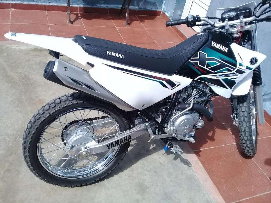 <strong>yamaha</strong> Xtz 125cc - (vendo-permuto)