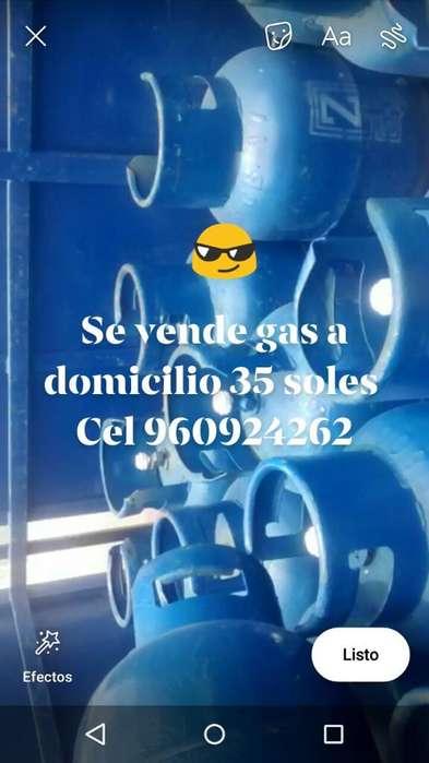 Servicio de Entrega de Gas a Domicilo