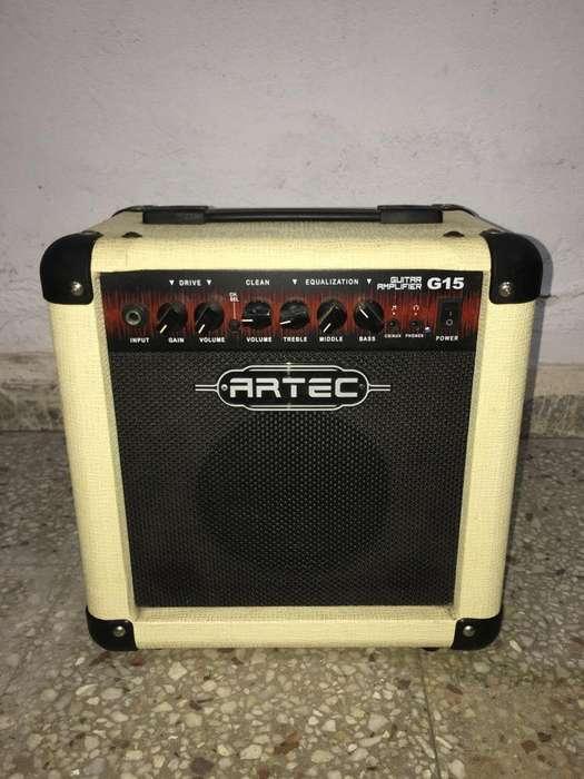 Amplificador Artec G15